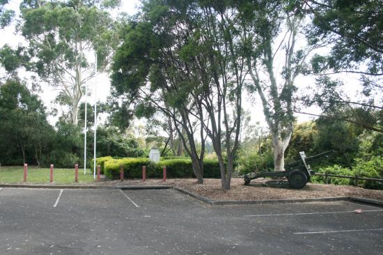 Berowra Cenotaph near the Berowra Community Centre