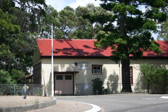 Old Berowra District Hall (built 1897) formerly Berowra Public School (1897-1953)