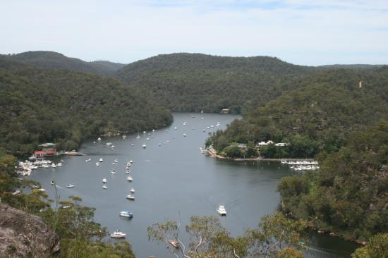Berowra Waters looking South